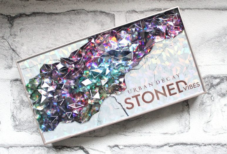 Urban Decay Stoned Vibes Eyeshadow Palette Review