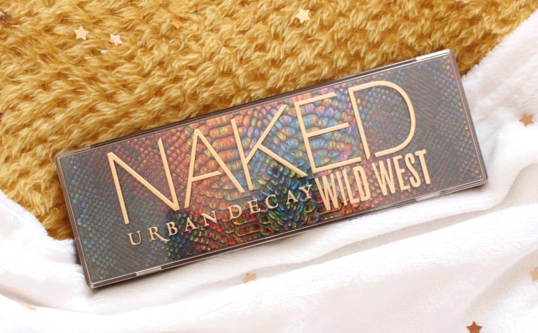 Urban Decay Naked Wild West Eyeshadow Palette Review