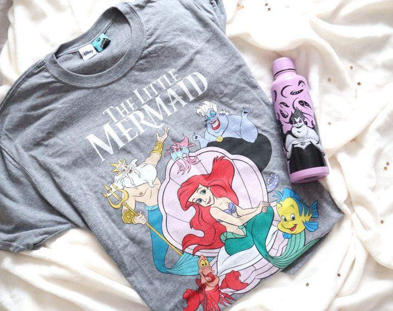 The Little Mermaid TruffleShuffle Flatlay